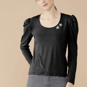 camiseta lolitas&l negra